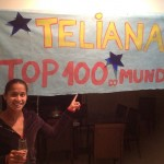Teliana arrive dans le TOP 100